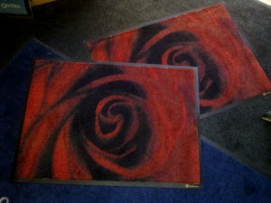 Red Rose 60x85